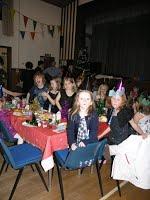 Sunday Club Christmas Party at Broom Church Newton Mearns