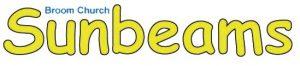 Sunbeams, Broom Church, Newton Mearns Logo