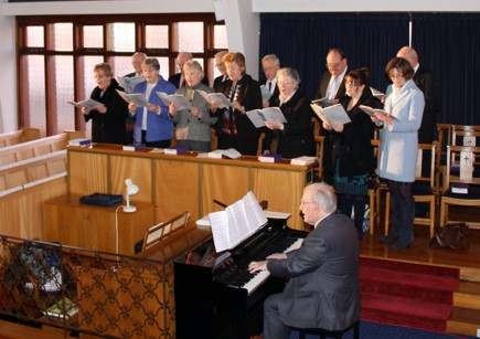 Broom Parish Church Choir Newton Mearns