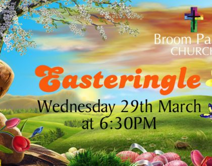 Easteringle Service at Broom Church Newton Mearns