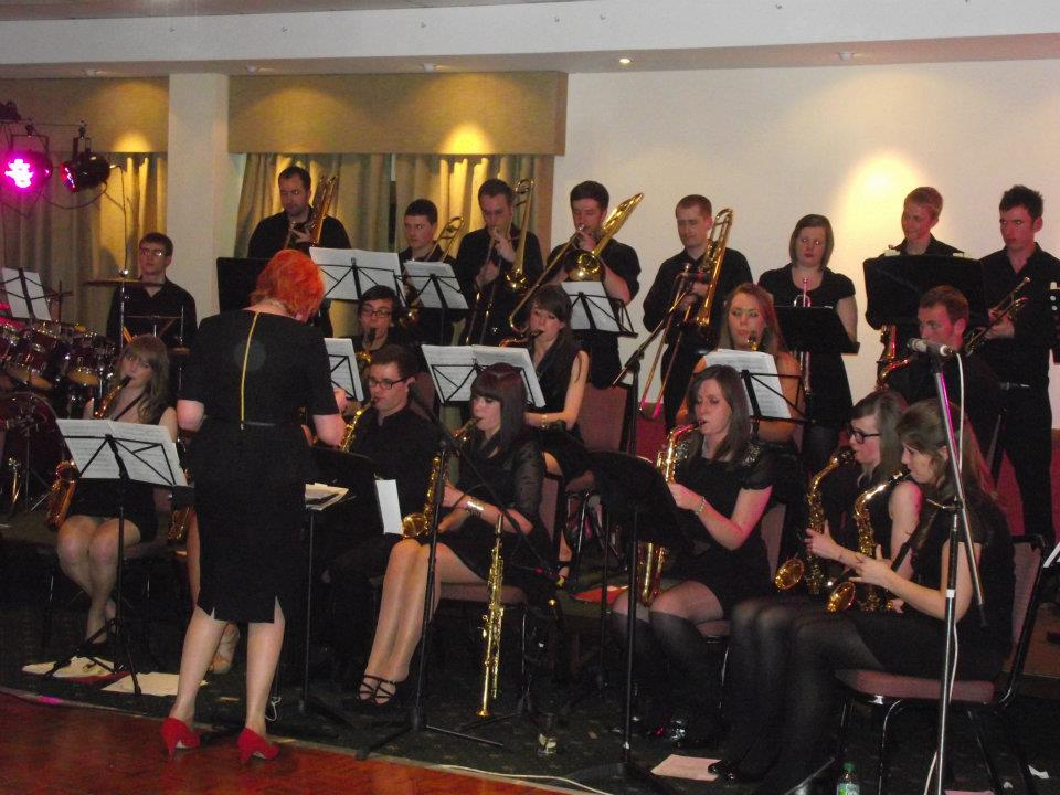 Mearns Castle FP Big Band