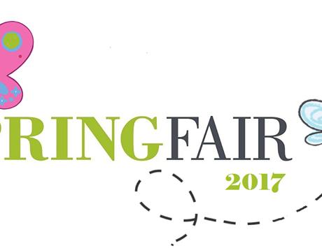 Spring Fair at Broom Church Newton Mearns