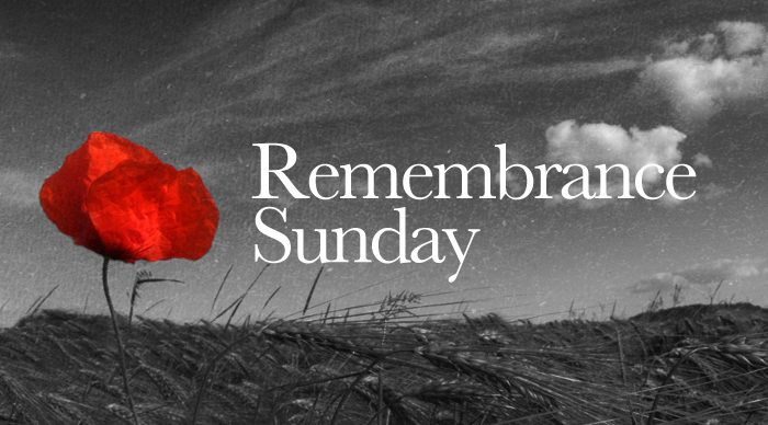 Remembrance Service at Broom Parish Churh Newton Mearns