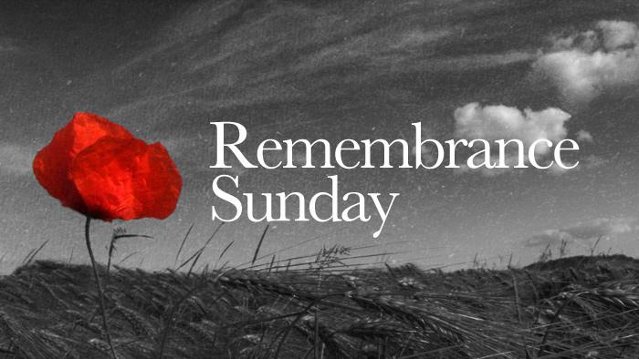 Remembrance Service at Broom Parish Churh Newton Mearns