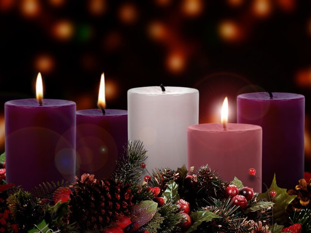 Third Sunday in Advent at Broom Church Newton Mearns