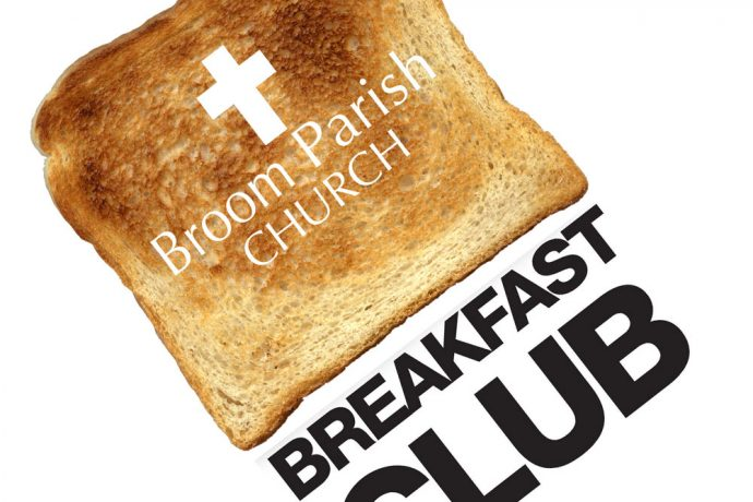 Breakfast Club at Broom Church Newton Mearns