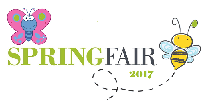 Spring Fair at Broom Church Newton Mearns