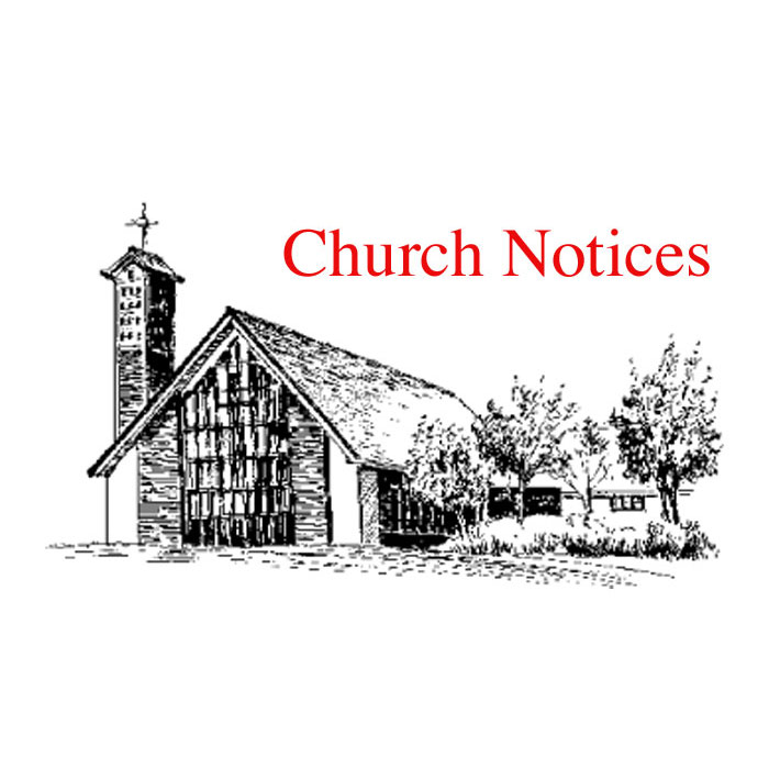Broom Church Notices, Newton Mearns