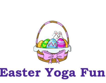 Easter Yoga Fun