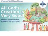 CANCELLED - World Day of Prayer Service