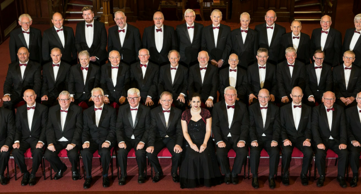 GLASGOW PHILHARMONIC MALE VOICE CHOIR CONCERT