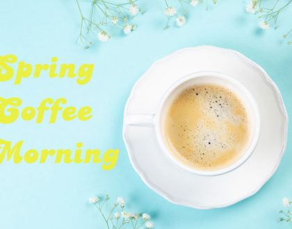 Spring Coffee Morning at Broom Church