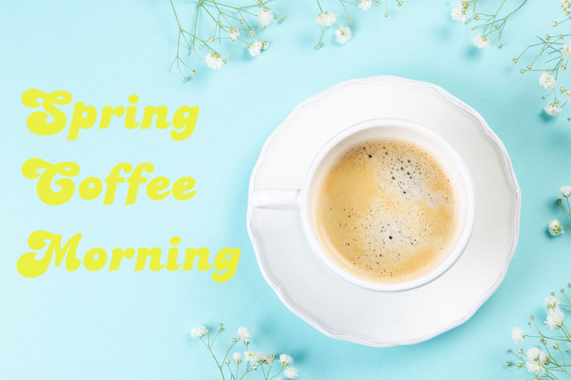 Spring Coffee Morning at Broom Church