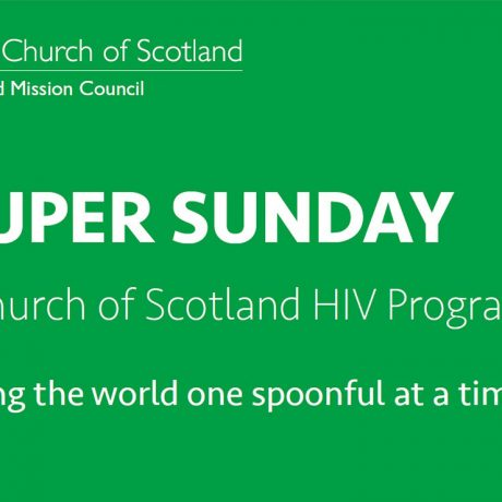 Souper Sunday Raising funds for HIV