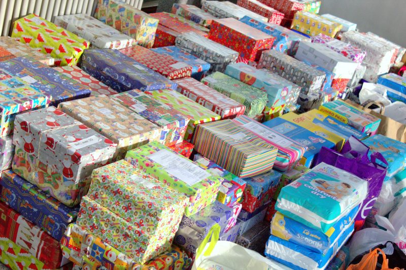 SHOEBOX APPEAL 2019