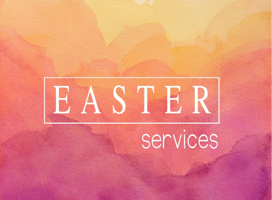 Easter Services 2021
